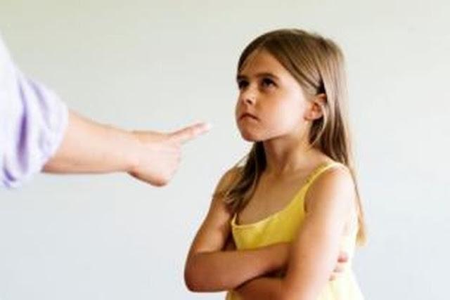 Semakin Sering Anak Dibentak Proses Berpikir Anak Akan Terganggu