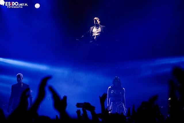 Koncert Ricky'ego Martina w Polsce, Ergo Arena w Gdańsku