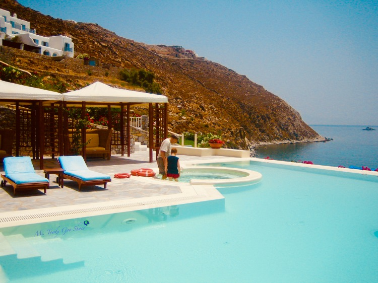 Hotel Santa Marina, Mykonos, Greece | Ms. Toody Goo Shoes