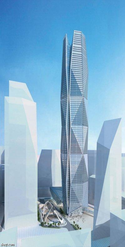 برج هيئة السوق المالية