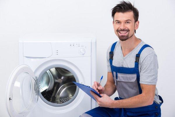 Tips dan Cara Membersihkan Mesin Cuci secara Alami