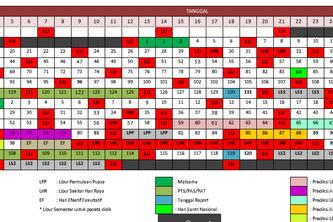Kalender Pendidikan Tahun 2020/ 2021 Semua Provinsi Bisa
