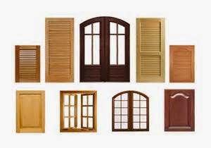 Contoh Model Kusen Jendela Rumah