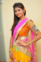 Lucky Sree in dasling Pink Saree and Orange Choli DSC 0369 1600x1063.JPG