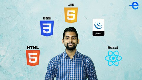 React JS- Complete Guide for Frontend Web Development [2021] [Free Online Course] - TechCracked