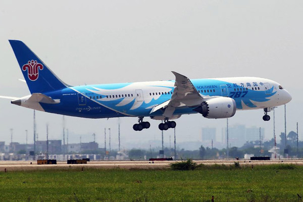 China Southern Flight Lands 239 In Nairobi, Asked To Self Quarantine