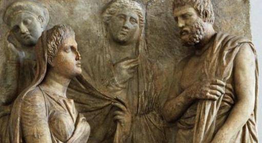 Esponsales y Derecho romano
