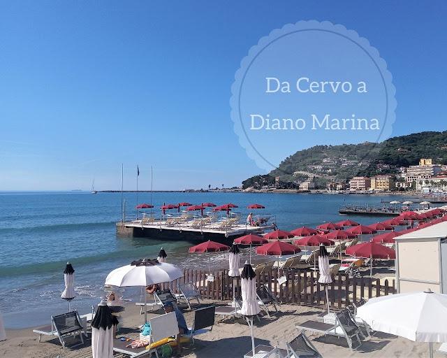 Sentiero Liguria Cervo - Diano Marina - Imperia