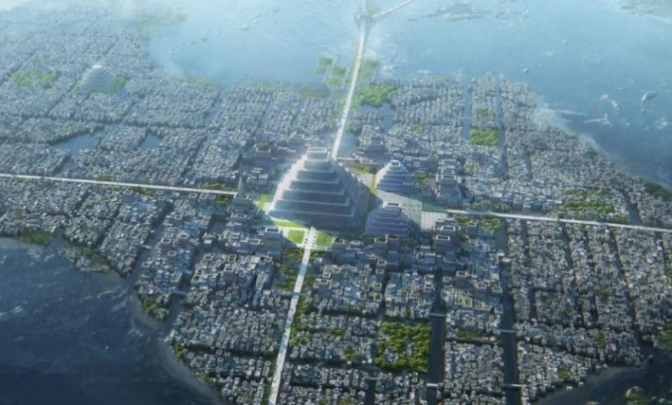 7 Lost Legendary Cities