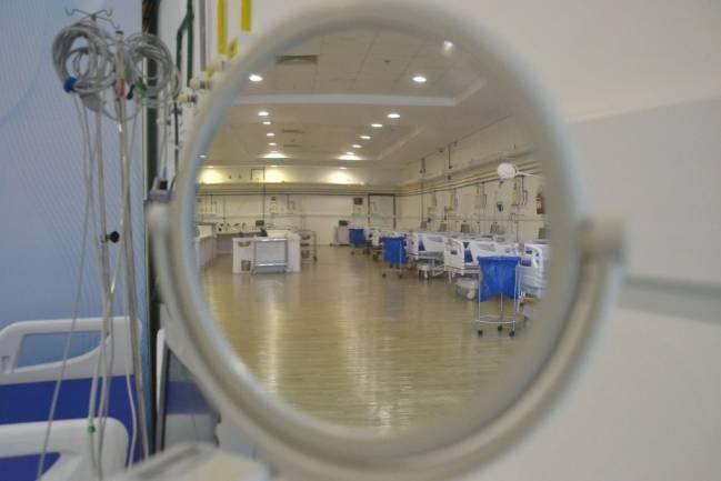 Hospital de Campanha da Arena Fonte Nova reabre neste sábado