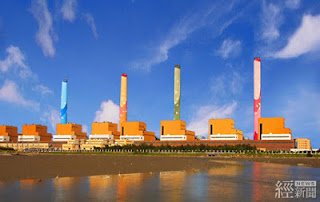 經濟部:2015年空污排放是目前2倍