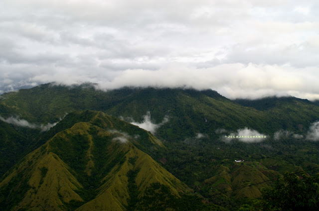 Gunung Nona disebut juga erotic mountain atau Buttu Kabobong di Enrekang || JelajahSuwanto