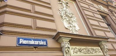 Ulica Piernikarska w Toruniu