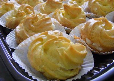 Resep Kue Sus Vla Vanilla Yang Nikmat