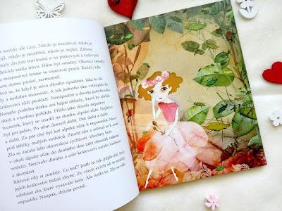 Mizící hmyzíci (Daniela Krolupperová, ilustrace Eva Chupíková, nakladatelství Portál), pohádka
