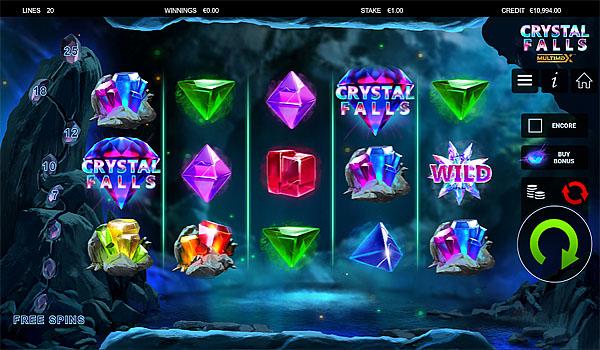 Main Gratis Slot Indonesia - Crystal Falls Multimax Yggdrasil