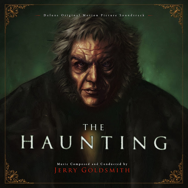 the haunting soundtrack alternate cover jerry golsmith