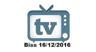 Bisskey 16 Desember 2016