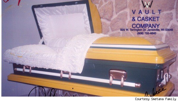 30 Awesome Sports-Themed Caskets - Fantasy Football ...