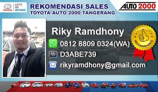 Toyota Auto 2000 Tangerang Kota