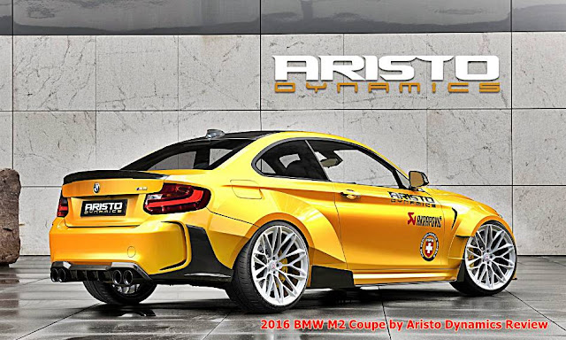 2016 BMW M2 Coupe by Aristo Dynamics Review