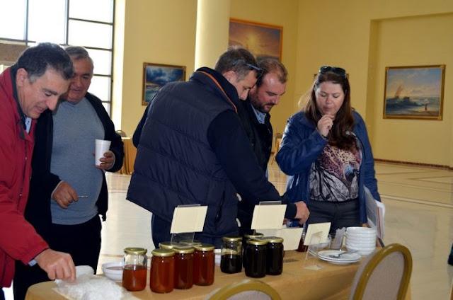 Μέλι βελανιδιάς το ισχυρότερο αντιοξειδωτικό