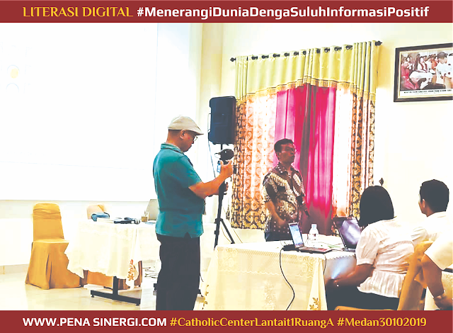 Workshop Literasi Digital