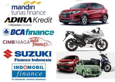 perusahaan pembiayaan mobil motor bunga murah kota Malang