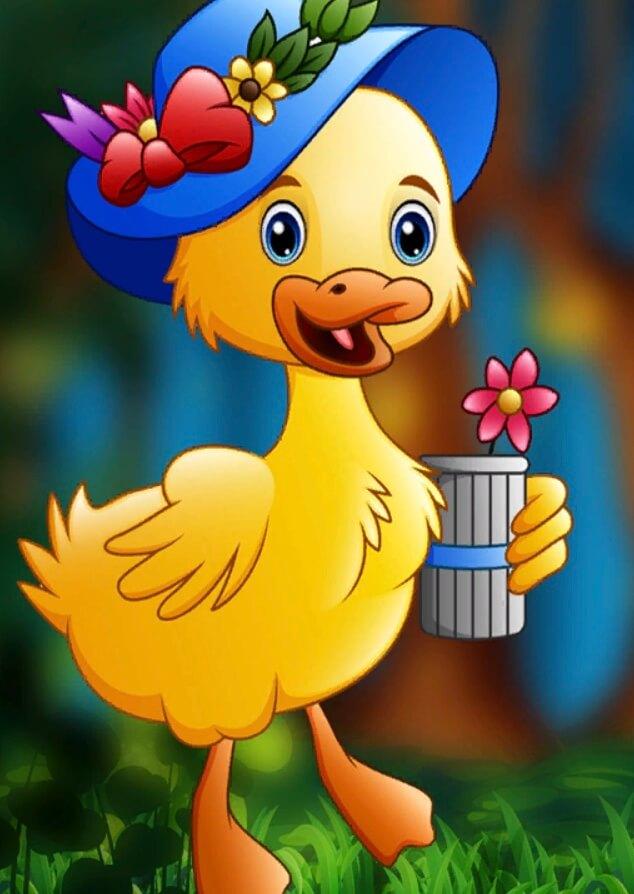 PalaniGames Stylish Duck …