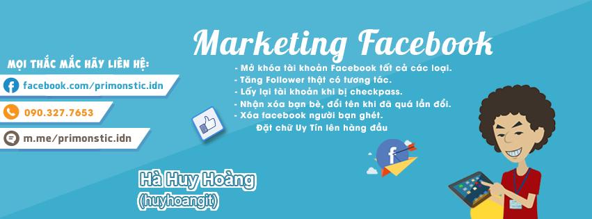 [share] Psd ảnh bìa marketing facebook