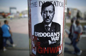 Ο «άγιος» Ερντογάν