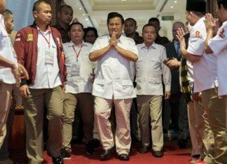 Prabowo , Ulama Dan Habib Rizieq