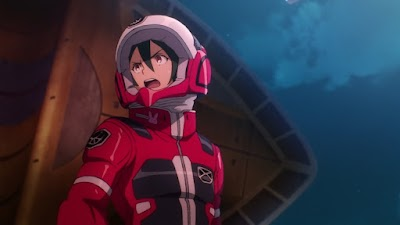 Gundam G Reconguista Episode 10 Subtitle Indonesia