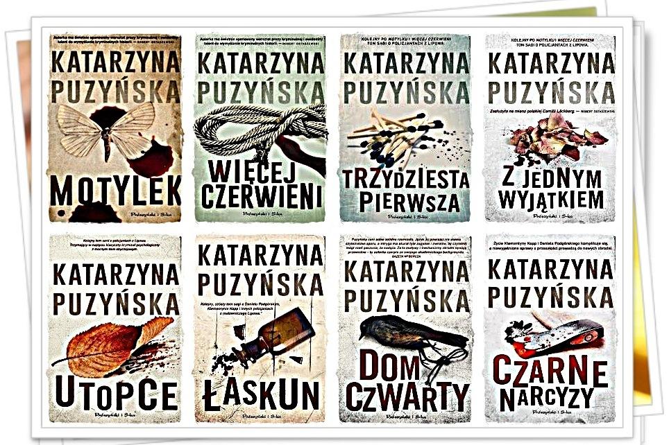 Katarzyna Puzyńska. Motylek i reszta w czwartkowej czytelni.