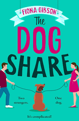 The Dog Share by Fiona Gibson book cover