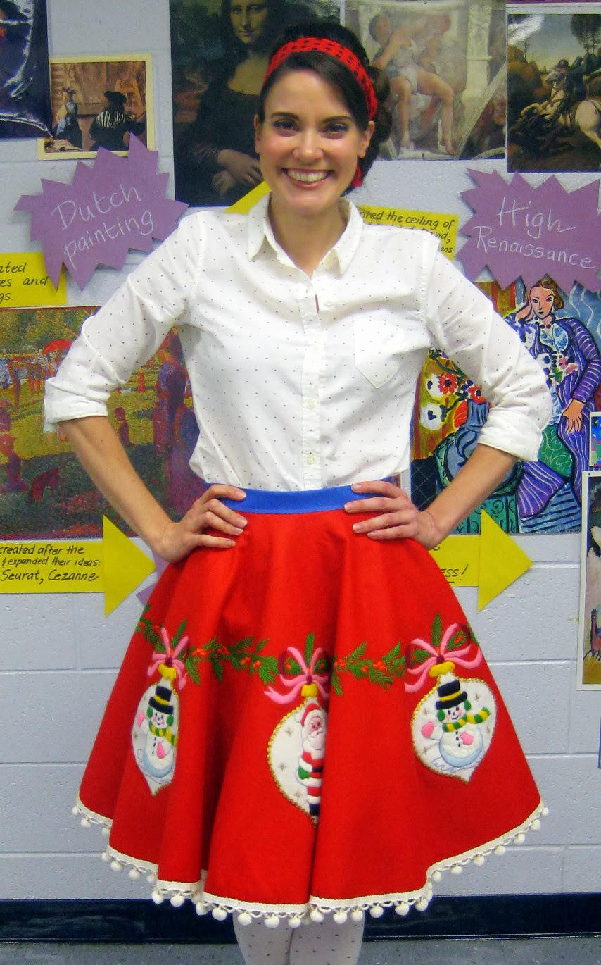 Cassie stephens diy tree skirt to lady skirt in 60 minutes or less diy tree skirt to lady skirt in 60 minutes or less solutioingenieria Choice Image
