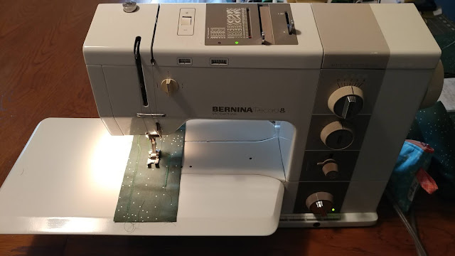 vintage Bernina 930 Record