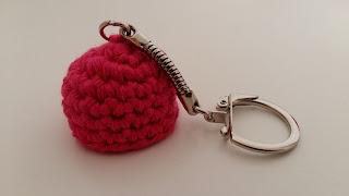 tuto diy crochet coeur
