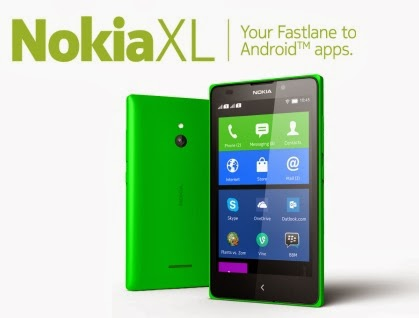 Nokia XL budget phone