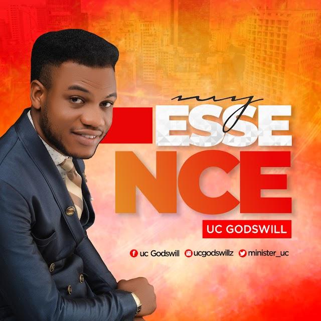 Uc Godswill Releases New Worship Single - 'My Essence' || @minister_uc