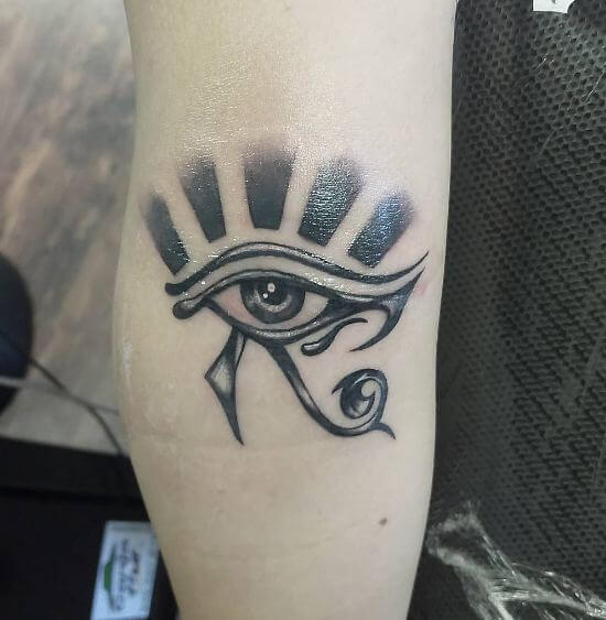 Egyptian eye Tattoo meaning