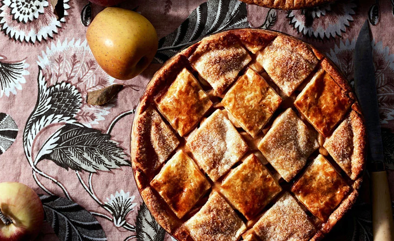 Diamond Apple Pie