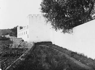 Torre carlista a principios de siglo XX