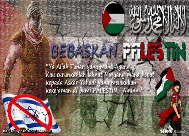Palestin menentang Yahudi