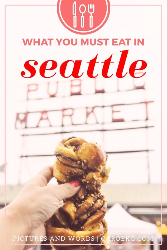 Wondering where to eat in Seattle? Here are some of the best places to eat in Seattle and some of the best Seattle restaurants and bars! This is the perfect Seattle foodie list of all my favorites.