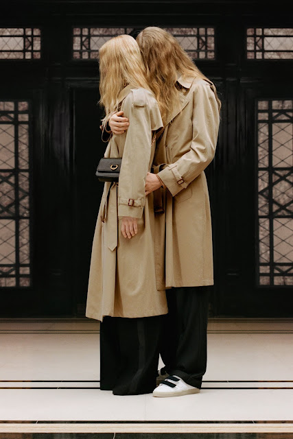 Burberry Resort, Burberry Pre-Spring, Burberry 2019, Burberry Trench