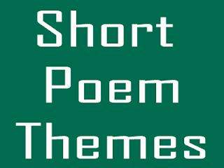 HSC poem theme answer 2019-20