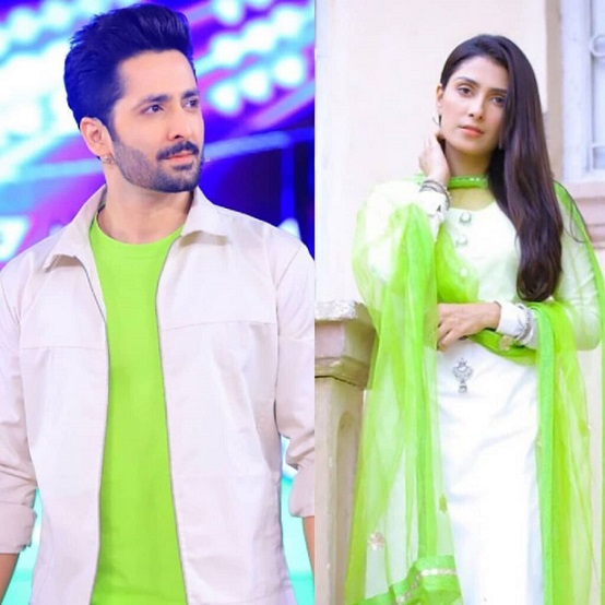 Danish Taimoor and Ayeza Khan Same Dress excellent Clicks 2