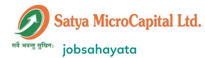 Microfinance company job in Satya MicroCapital Ltd for Punjab location