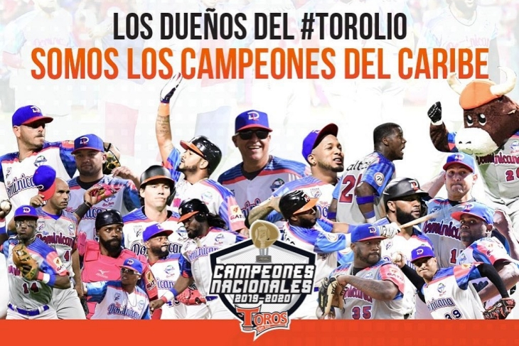 ¡República Dominicana campeón de la Serie del Caribe!